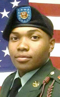 Army Sgt. Jamar A. Hicks