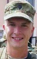 Army Spc. James A. Justice