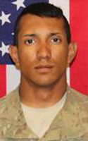 Army Spc. James T. Wickliff-Chacin