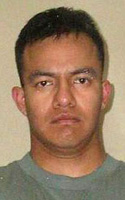 Army Sgt. Javier  Sanchez Jr.