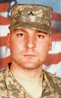 Army Pfc. Jeffrey L. Rice