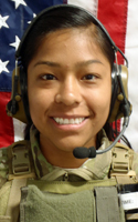 Army Capt. Jennifer M. Moreno