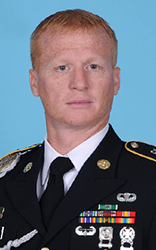 Army Staff Sgt Jeremiah W. Johnson