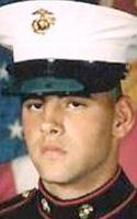 Marine Lance Cpl. Jeriad P. Jacobs