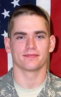 Army Spc. Jesse W. Dietrich