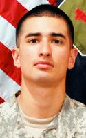 Army Pfc. Jesus J. Lopez