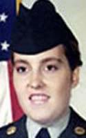 Army Sgt. Linda C. Jimenez