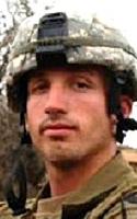 Army Spc. John  Barta