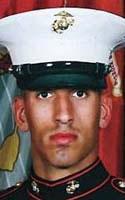 Marine Lance Cpl. John F. Farias