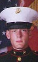 Marine Lance Cpl. John R. Wimpey Cagle