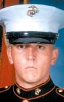 Marine Lance Cpl. Robert L. Johnson