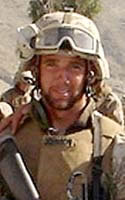 Marine Sgt. Trevor J. Johnson