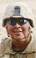 Marine Staff Sgt. Jonathan D. Davis