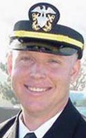Navy Chief Warrant Officer 3 Jonathan S. Gibson