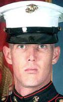 Marine Pvt. Jonathan L. Gifford