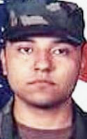 Army Staff Sgt. Jonathan  Rojas