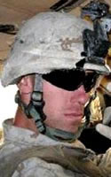 Marine Cpl. Adam D. Jones
