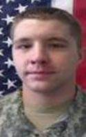 Army Spc. Jordan M. Morris