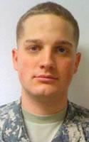 Army Spc. Jordan C. Schumann