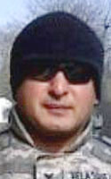 Navy Operations Specialist 2nd Class Jorge Luis Velasquez