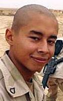 Army Pfc. Jose  Ricardo Flores-Mejia