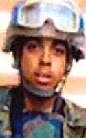 Army Spc. Jose E. Rosario