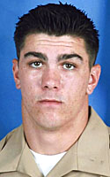 Marine Sgt. Joshua R. Ashley