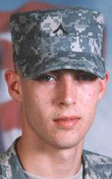 Army Pvt. Joshua C. Burrows