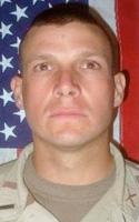 Army 1st Lt. Joshua M. Hyland