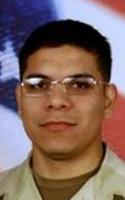Army Staff Sgt. Juan F. Campos