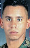 Marine Sgt. Julian M. Arechaga