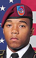 Army Pfc. Julian L. Colvin