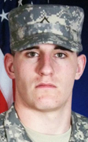 Army Cpl. Justin R. Clouse