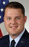 Air Force 1st Lt. Justin J. Wilkens