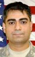 Army Staff Sgt. Kashif M. Memon