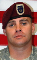 Army Sgt. 1st Class Keith A. Callahan