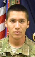 Army Spc. Kevin  Cardoza