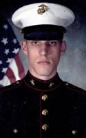 Marine Cpl. Mark D. Kidd