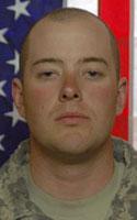 Army Sgt. Erick J. Klusacek