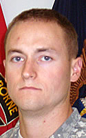 Army Sgt. Aaron K. Kramer