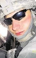 Army Pfc. Jason M. Kropat