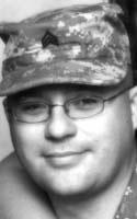 Army Sgt. Kurt E. Kruize
