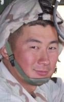 Army Staff Sgt. Kyu H. Chay