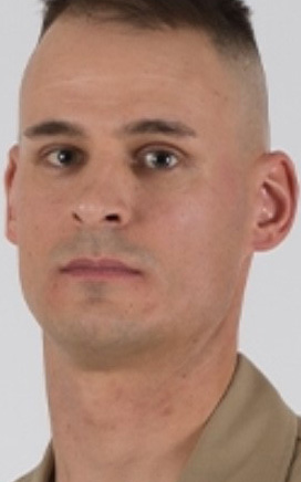 Staff Sgt. Christopher  Slutman