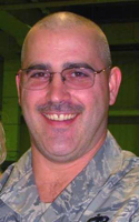 Air Force Tech. Sgt. Larry  Bunn