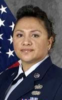 Air Force Tech. Sgt. Jackie L. Larsen