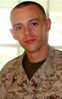 Marine Lance Cpl. Jeremy S. Lasher