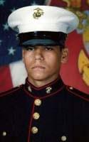 Marine Cpl. Xhacob  Latorre