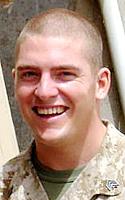 Marine Sgt. Lea R. Mills
