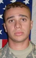 Army Sgt. Cody R. Legg